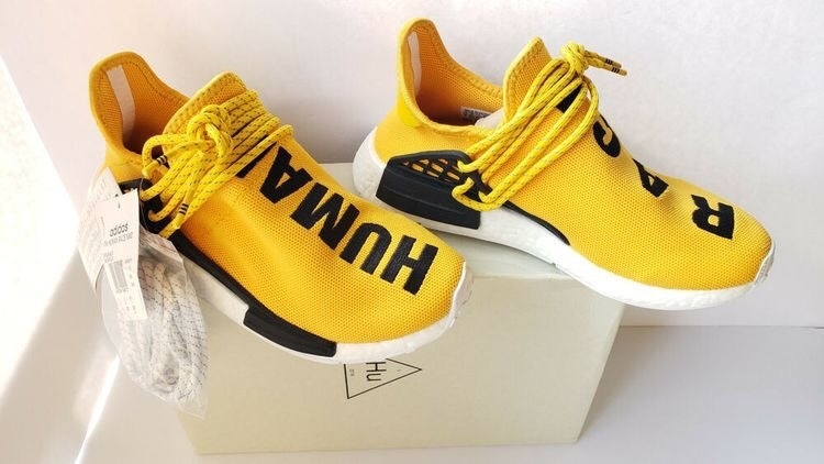 reputable site dd070 d890b AdidasOriginals x Pharrell Williams PW Human Race NMD -