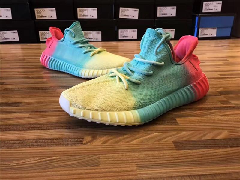 buy \u003e rainbow yeezys, Up to 65% OFF