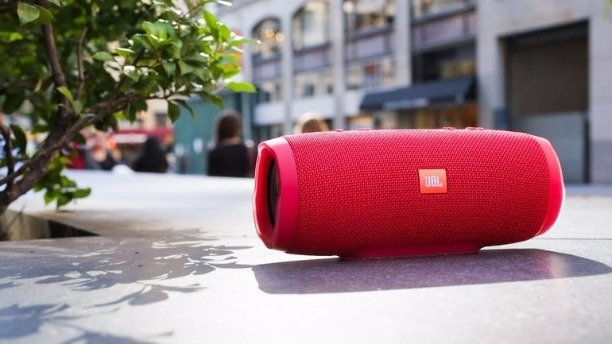 Jbl Charge 3+ Red