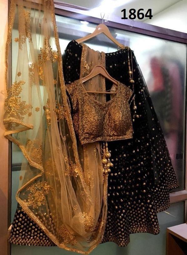 Bollywood Indian Party Wear Lehenga Lengha Choli Stylish Pakistani Wedding