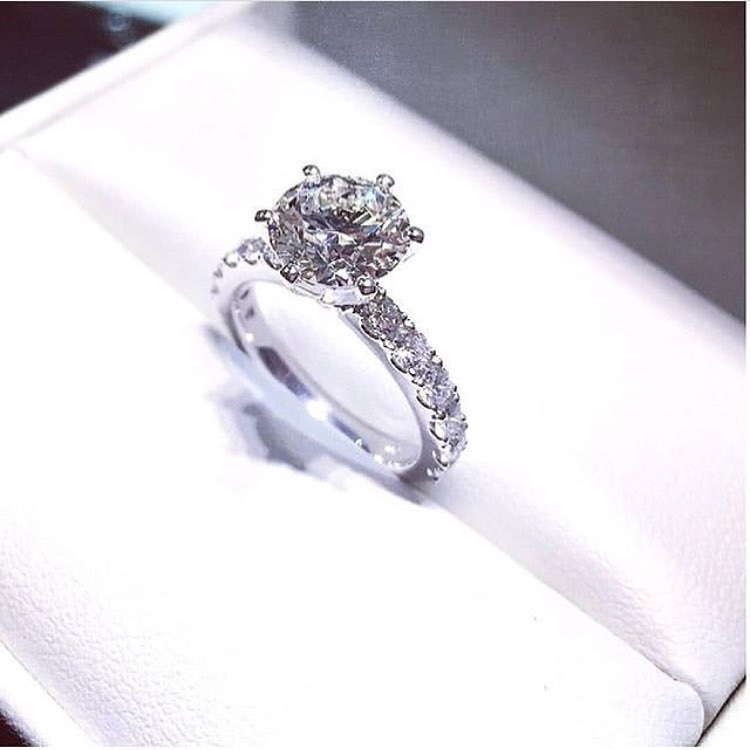3b14fb6bbb96e THE IMPERIAL DIAMOND SILVER RING 💎✨
