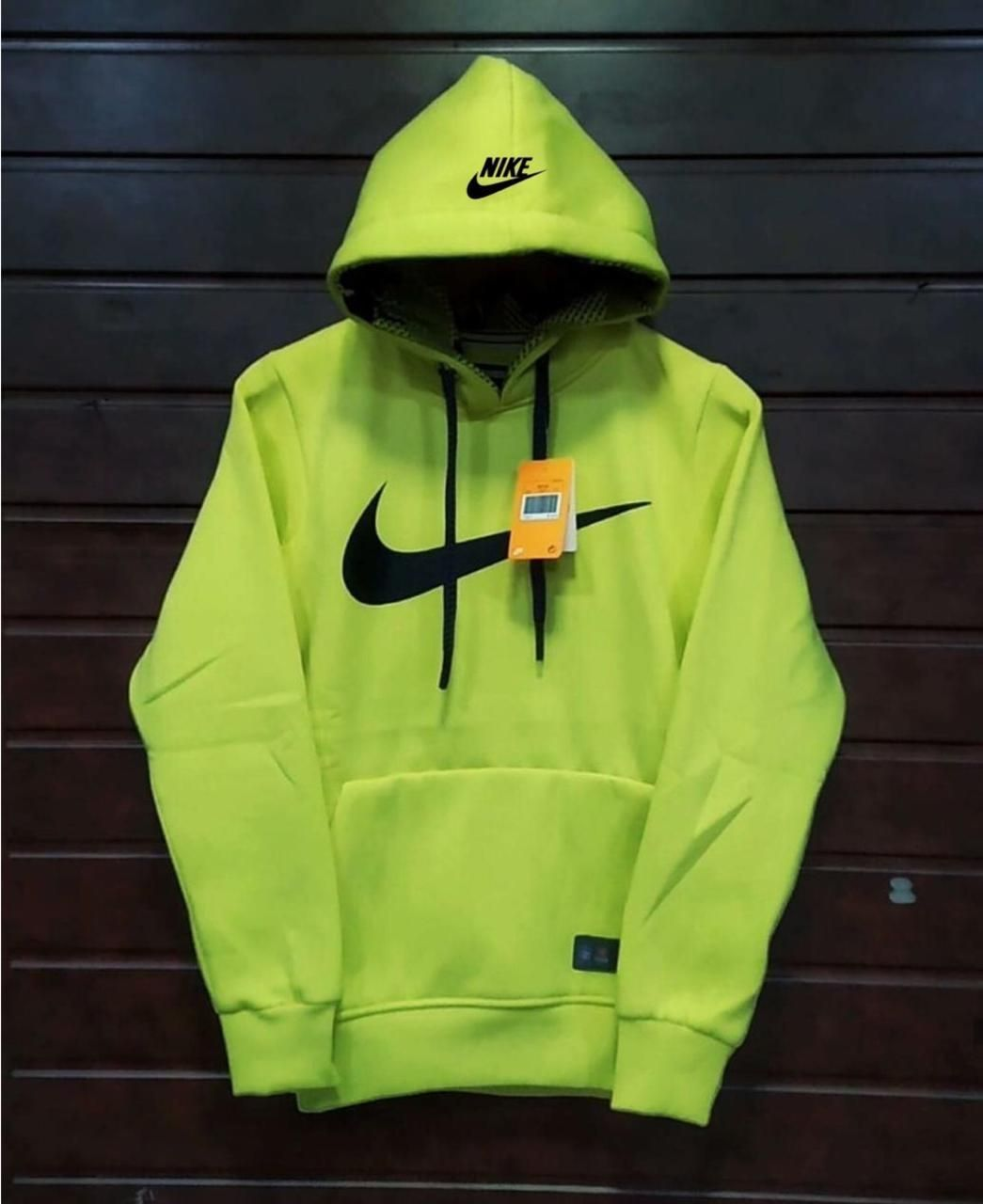 Buy Nike✔️neon hoodie online from RARE&UNIQUE