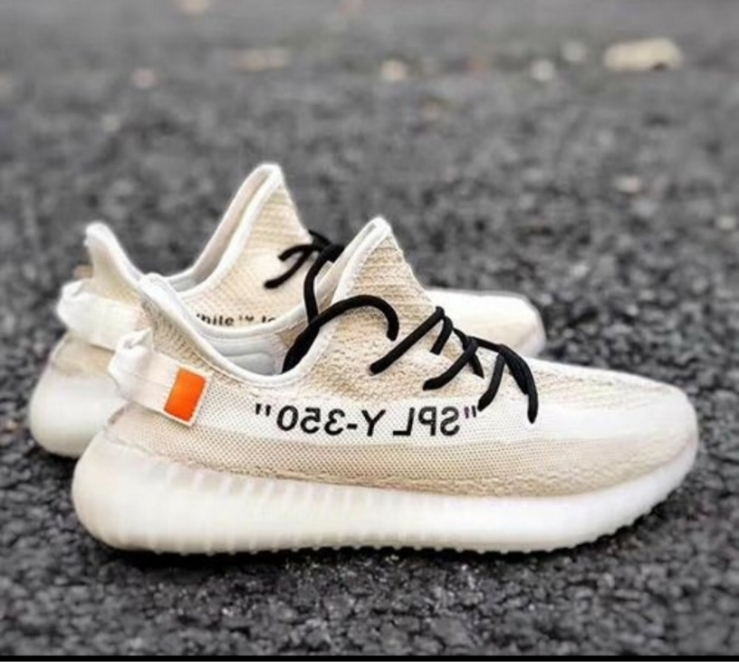 reputable site 2a06a 3f0d5 Adidas🍁Yeezy Boost V2 350 Off White Edition.