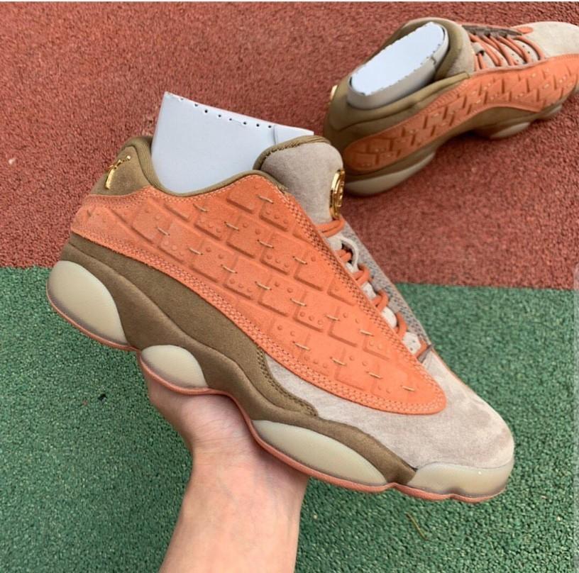 finest selection c447a ec556 Clot X Air Jordan 13