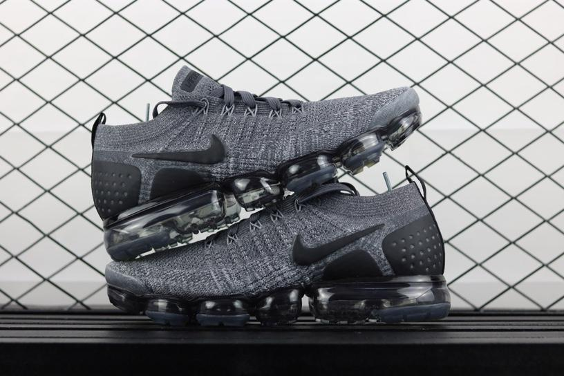 new arrivals 133e2 e6628 Nike✔Air VaporMax 2.0 - 'Oreo' Dray Grey/Black