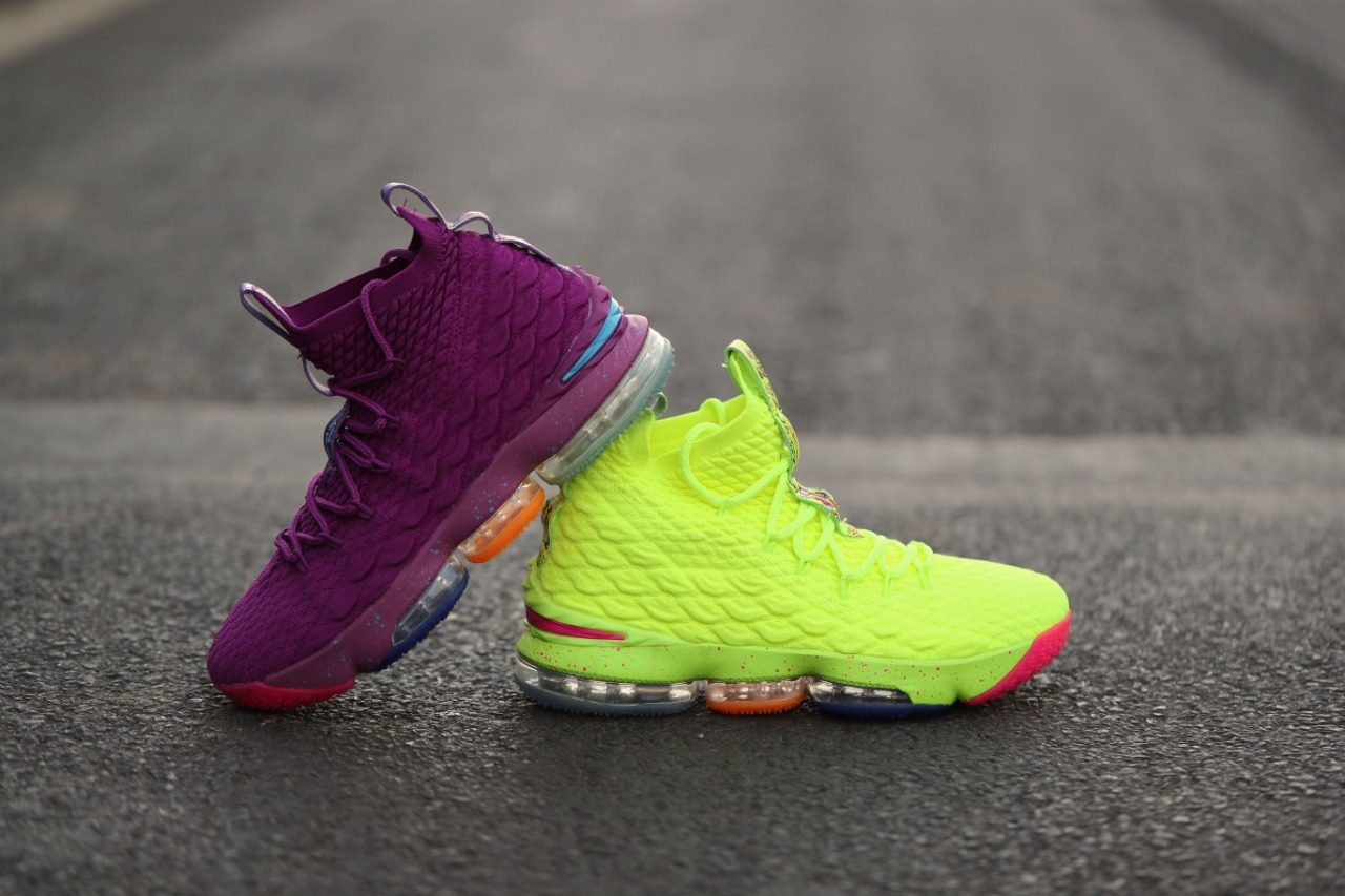 the latest addc6 38b44 LeBron 15